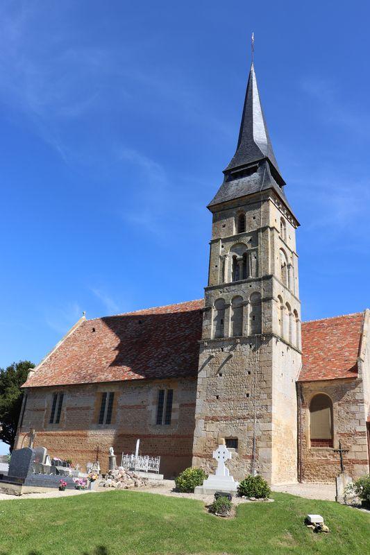 Clocher Vieux-Pont
